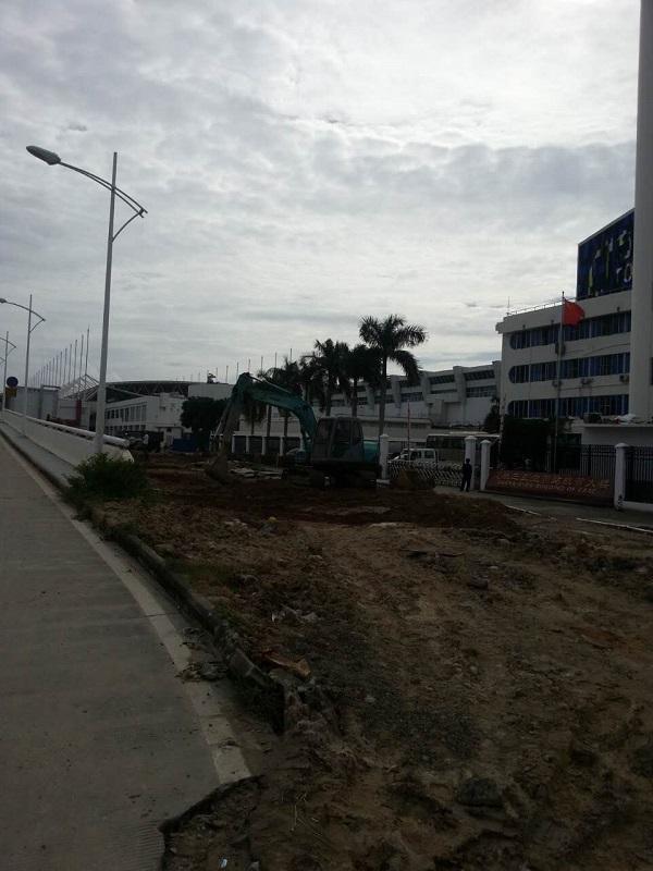 строительство аэропорт
